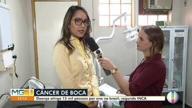 Superintendência Regional de saúde realiza oficina de detecção de câncer de boca - Novembro é o mês de conscientização do combate ao câncer de boca.