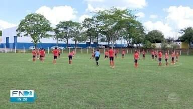 Grêmio Prudente retoma atividades com crianças - Time passou por reformulação na diretoria e ficou quase um ano sem compromissos.