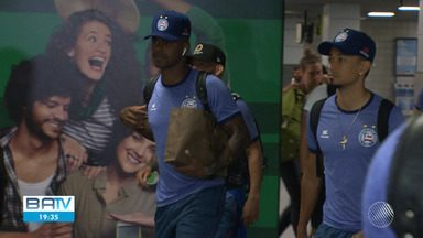 Futebol: Após dois jogos fora de casa, Bahia volta a jogar na Fonte Nova na quarta-feira - Tricolor baiano vai buscar quebrar a sequência de resultados ruins em Salvador.