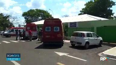 Homem morre engasgado com carne em Londrina - Homem tinha 21 anos e se engasgou durante o almoço