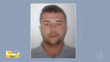 Suspeito de participar do assalto ao Aeroporto de Viracopos é preso em Caruaru - Ele estava acompanhando de outro homem, que também foi preso.