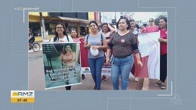 Marcha das Josys, em Santana, conscientiza e combate a violência contra a mulher - Ato é uma homenagem a uma professora vítima em 2003 do que hoje é reconhecido como feminicídio.