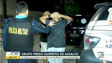 João Pedro Ribeiro traz informações do plantão policial - Saiba mais em g1.com.br/ce