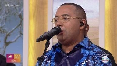 Dudu Nobre canta 'Primeira Mão' - Cantor comemora 20 anos de carreira