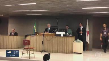G1 no MG1: Júri de acusada de mandar matar marido por causa de herança é adiado em BH - Crime foi há sete anos em Santo Antônio do Itambé, mas julgamento foi agendado para a capital para evitar ameaça a jurados.