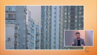Paulo germano fala sobre o decreto que retira a obrigatoriedade de garagens em prédios - Assista ao vídeo.
