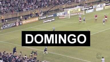 Confira a abertura do Globo Esporte desta terça-feira - Assista ao vídeo.