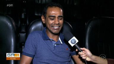 Cinema de Petrolina disponibiliza aparelhos modernos para pessoas com deficiência - Uma novidade que tem feito a diferença na vida de muita gente.
