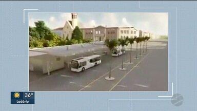 Prefeitura diz que vai mudar transbordo de Corumbá de local - Estrutura vai para espaço da explanada da NOB