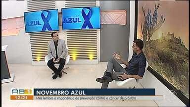 AB Saúde fala sobre o Novembro Azul - Novembro é o mês de conscientização ao Câncer de Próstata.