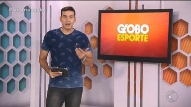 Confira a íntegra do Globo Esporte Triângulo Mineiro - Globo Esporte - Triângulo Mineiro - 06/11/19