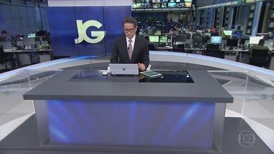 Jornal da Globo, Edição de quarta-feira, 06/11/2019 - As notícias do dia com a análise de comentaristas, espaço para a crônica e opinião.