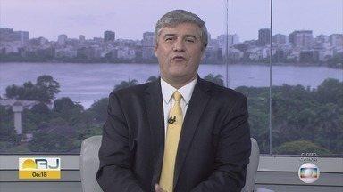 Bom dia Rio - Edição de quinta-feira, 07/11/2019 - As primeiras notícias do Rio de Janeiro, apresentadas por Flávio Fachel, com prestação de serviço, boletins de trânsito e previsão do tempo.