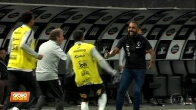 Corinthians 3 x 2 Fortaleza: Timão volta a vencer com Dyego Coelho no banco - Corinthians 3 x 2 Fortaleza: Timão volta a vencer com Dyego Coelho no banco