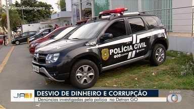 Polícia faz operação que apura fraude em licitação para vistoria de carros - Batizada de 'Cegueira Deliberada', ação cumpre mais de 60 mandados de prisão e busca e apreensão em Goiás, São Paulo, Mato Grosso do Sul e Distrito Federal. Mais de 200 policiais e peritos participam.