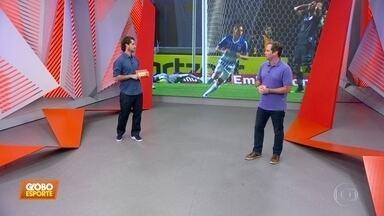 Veja os gols de Avaí 1 x 2 Santos; Caio Ribeiro comenta - Veja os gols de Avaí 1 x 2 Santos; Caio Ribeiro comenta