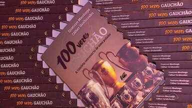 Livro 100 vezes Gauchão, que conta a história dos 100 anos do Gauchão, é lançado - Assista ao vídeo.