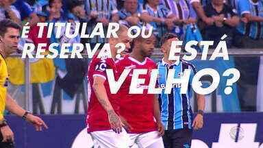 D'Alessandro é incerto na partida desta quinta-feira contra o Ceará - Assista ao vídeo.