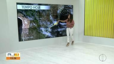 Confira a previsão do tempo para o interior do Rio - Veja as temperaturas para esta quinta-feira (7).