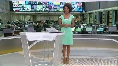 Jornal Hoje - íntegra 07/11/2019 - Os destaques do dia no Brasil e no mundo, com apresentação de Maria Júlia Coutinho.