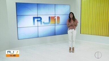 RJ1 Inter TV - Edição de quinta-feira, 07 de novembro de 2019 - Apresentado por Ana Paula Mendes, o telejornal da hora do almoço traz as principais notícias das regiões Serrana, dos Lagos, Norte e Noroeste Fluminense.