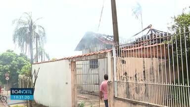 Aumentam os incêndios a residência em Londrina - Ocorrências podem ser evitadas se as pessoas tomarem alguns cuidados