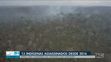 Em três anos, 13 indígenas foram mortos no MA e nenhum autor foi identificado, diz SMDH - Dados chamam a atenção para a falta de investigação dos casos, segundo a Sociedade Maranhense de Direitos Humanos.