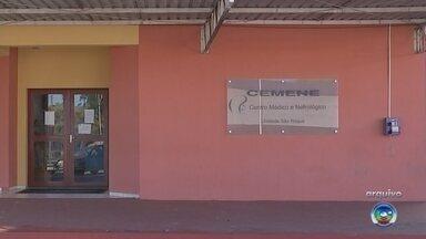 Justiça cumpre mandado de reintegração de posse em unidade de hemodiálise de São Roque - A Justiça cumpriu nesta quinta-feira (7) o mandado de reintegração de posse no prédio do Centro Medico Nefrológico (Cemene) de São Roque (SP).