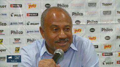 Sebastião Arcanjo assume a presidência da Ponte Preta e garante Kleina para 2020 - Em entrevista, ele pediu paz nos bastidores e falou de planos para a Macaca.
