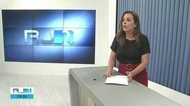 Vídeo mostra confusão no Mercado Municipal de Campos, no RJ - Caso envolveu ambulantes e agentes da Secretaria de Posturas de Campos.