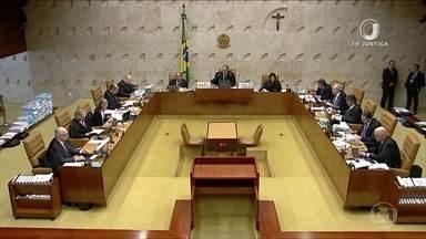 STF decide que condenados só podem começar a cumprir pena depois do trânsito em julgado - Por seis votos a cinco, STF derruba prisões de condenados em segunda instância.