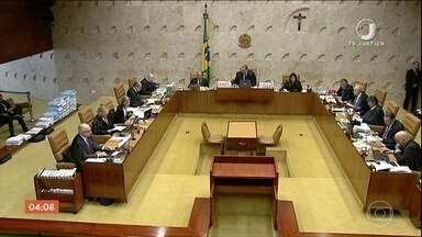 Por 6 a 5, STF derruba prisão após condenação na 2ª instância - A corte decidiu que o cumprimento da pena só pode ter início após o julgamento de todos os recursos.