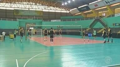 Superliga Masculina de Vôlei tem início neste fim de semana - Itapetininga estreia em casa contra o Minas, um dos favoritos da competição.