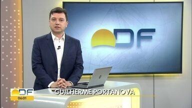 Bom Dia DF - Edição de sexta-feira, 08/11/2019 - Mais temporais são esperados no DF. Motoristas que fazem transporte pirata contam com informantes. Flamengo volta a abrir 8 pontos na liderança do Brasileirão 2019.