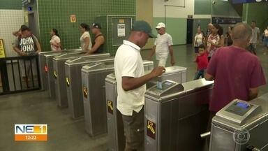 Dois terminais integrados no Grande Recife passam a ter integração temporal - Mudança ocorre nos TIs Cosme e Damião, na capital, e Prazeres, em Jaboatão.