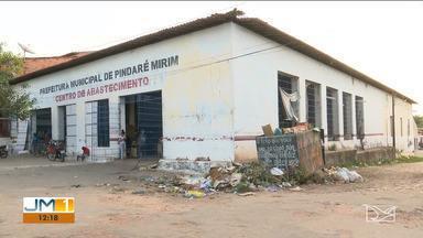 Lixo acumulado nas ruas incomoda moradores de Pindaré-Mirim - Situação vem tirando o sossego da população.