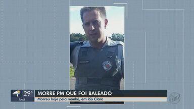 Morre em Rio Claro policial rodoviário baleado no portão de casa - Cabo Luis Fernando Bortolotti Garcia, de 42 anos, estava na corporação há 17 anos.