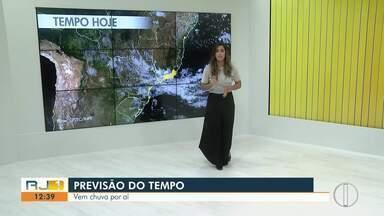 Confira a previsão do tempo para as cidades do interior do Rio - Veja como ficam as temperaturas.