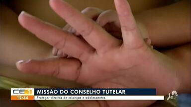 Conselheiro tutelar fala sobre os direitos de crianças e adolescentes - Saiba mais no g1.com.br/ce