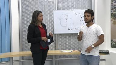 Professor de física fala sobre a prova do Enem deste domingo (10) - Professor de física fala sobre a prova do Enem deste domingo (10)