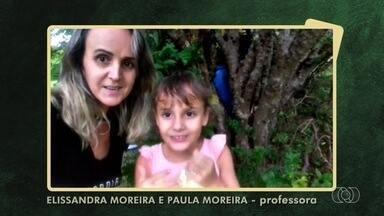 Telespectadora parabeniza Jornal do Campo pelos 40 anos - Veja as Imagens do Campo.
