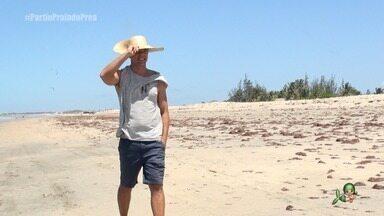 Preá tem se tornado uma das praias mais visitadas do Ceará (bloco 2) - Tep Rodrigues mostra os atrativos da região