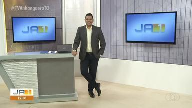 Veja o que é destaque no JA1 desta segunda-feira (11) - Veja o que é destaque no JA1 desta segunda-feira (11)