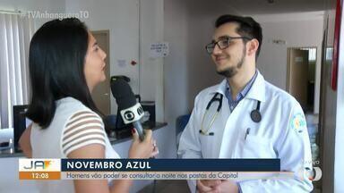 Postos de saúde da capital atendem homens em horário especial no Novembro Azul - Postos de saúde da capital atendem homens em horário especial no Novembro Azul
