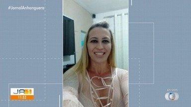 Polícia procura homem suspeito de matar a ex-namorada em Senador Canedo - Vítima foi morta no trabalho.
