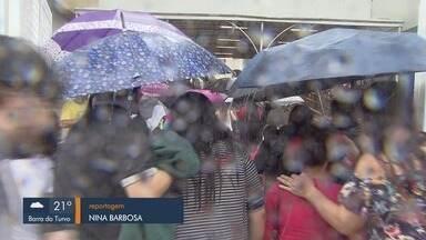 Milhares de estudantes realizam a prova do ENEM 2019 na Baixada Santista - Estudantes aguardam pelas notas que podem valer vagas em universidades.