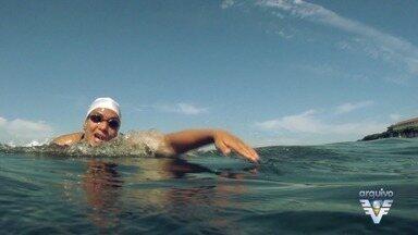 Ana Marcela Cunha é eleita melhor do mundo pela Swimming World - Nadadora da Unisanta está tendo um ano de conquistas e reconhecimento nas maratonas aquáticas.