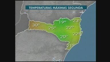 Confira a previsão do tempo para a região Oeste - Três pescadores desaparecem na Baía da Babitonga, no Litoral Norte de Santa Catarina