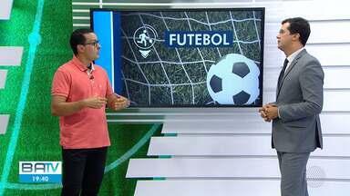 Bahia x Flamengo: tricolor saiu na frente mas o time carioca virou o jogo - Confronto aconteceu no domingo (10), no Maracanã.