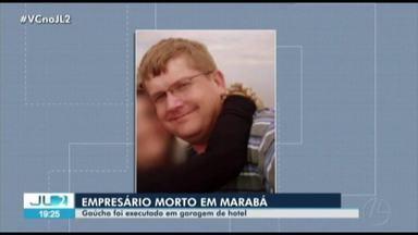 Polícia investiga morte de empresário gaúcho em Marabá, no Pará - Raul Roberto Wolf, de 48 de anos, era do Rio Grande do Sul e estava em Marabá a trabalho.